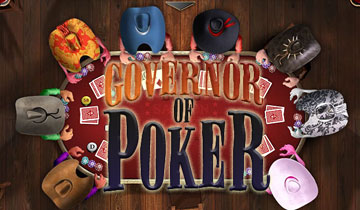logo du jeu governor of poker